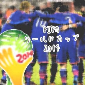 ブラジル ワールドカップ 2014